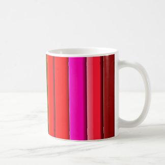Colourful Bright Rainbow Coffee Mug