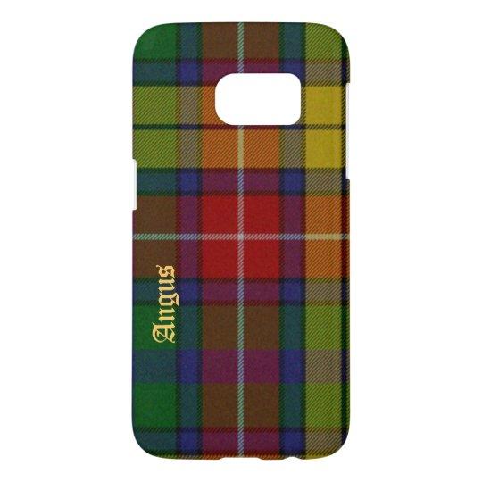 Colourful Buchanan Plaid Samsung Galaxy S7 Case