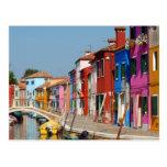Colourful Burano