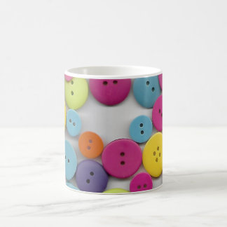 Colourful Buttons Coffee Mug