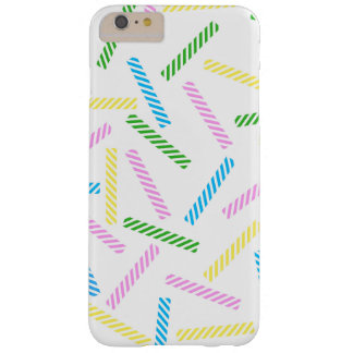Colourful Candy Sprinkles Barely There iPhone 6 Plus Case