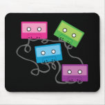 Colourful Cassette Tapes