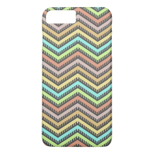 Colourful Chevron Phone Case