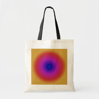 Colourful Circle> Budget Tote