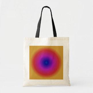 Colourful Circle> Budget Tote Budget Tote Bag