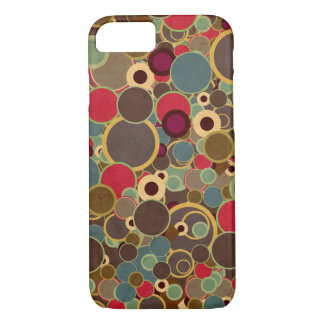 Colourful Circles iPhone 8/7 Case