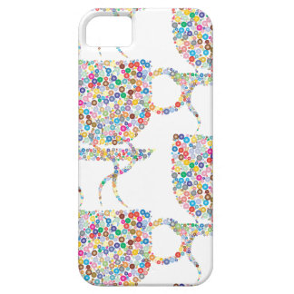 Colourful Coffee Phone Case or iPad Case