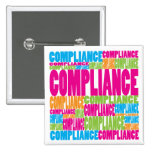 Colourful Compliance Buttons