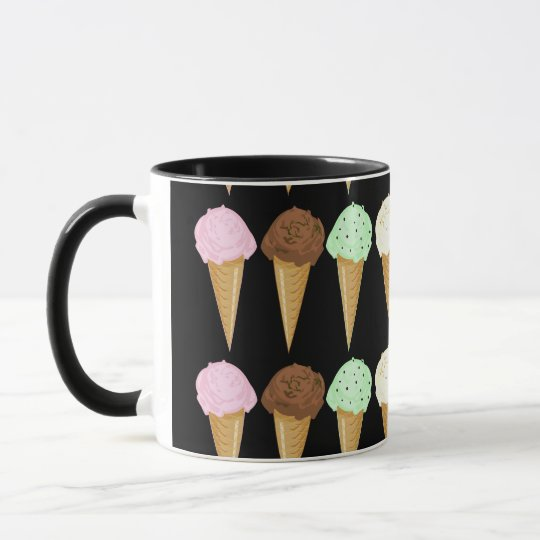 Colourful Cones Mug