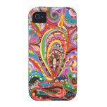 Colourful Cool iPhone 4/4S Case-Mate Vibe Case