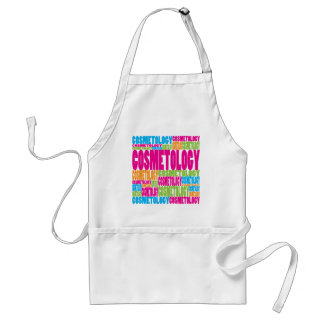 Colourful Cosmetology Aprons