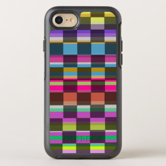 Colourful Cubes OtterBox Symmetry iPhone 8/7 Case