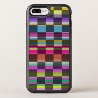 Colourful Cubes OtterBox Symmetry iPhone 8 Plus/7 Plus Case