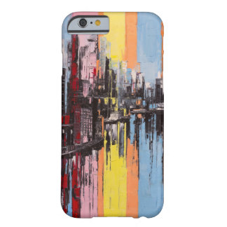 Colourful day barely there iPhone 6 case