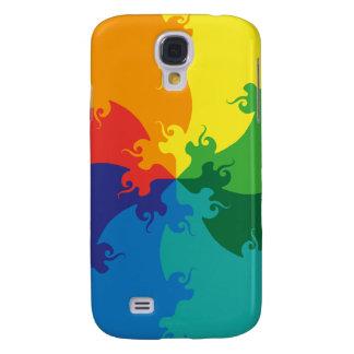 Colourful Design Galaxy S4 Case