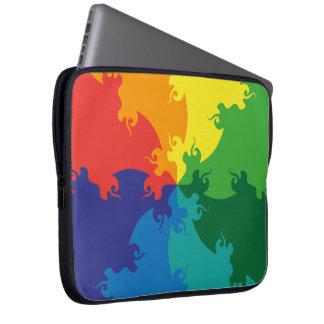 Colourful Design Laptop Sleeve