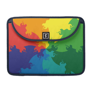 Colourful Design Sleeve For MacBook Pro