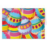 Colourful Easter Eggs - Fiesta Colours