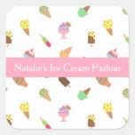 Colourful, Elegant, Ice Cream Parlour Business