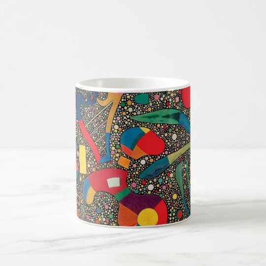 Colourful Ensemble by Wassily Kandinsky Coffee Mug