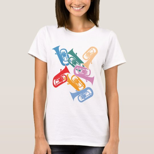 Colourful Euphoniums T-Shirt