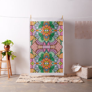Colourful Fabric