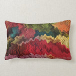 Colourful Fabric Abstract Pillows