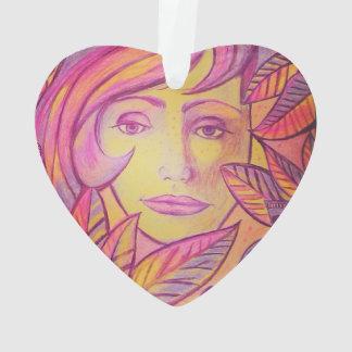colourful #face has