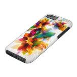 Colourful Floral Tough iPhone 6 Case