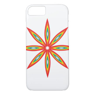 Colourful Flower iPhone 8/7 Case