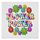 Colourful Flower Power