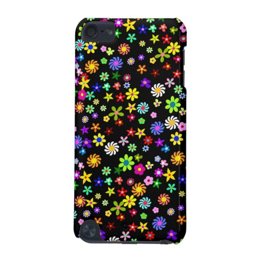 Colourful Flowers iPod Touch 5G Case