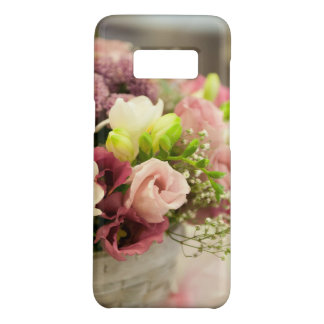 Colourful Flowers Samsung Galaxy S8 Phone Case