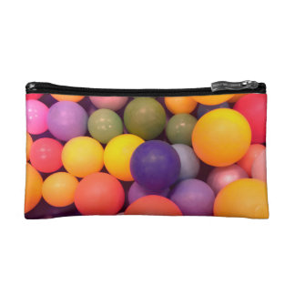 Colourful Fun Ball Pit Pattern Cosmetics Bag