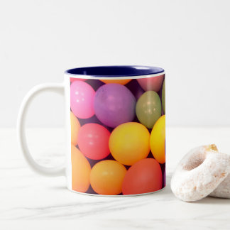 Colourful Fun Ball Pit Pattern Mug