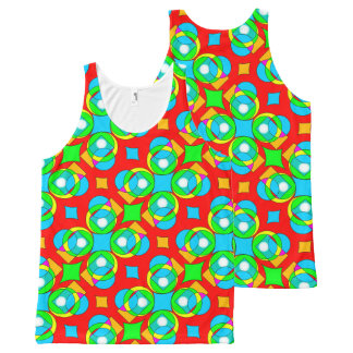 Colourful Funky Vest