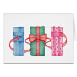 Colourful Gifts CUSTOMIZABLE Blank Card
