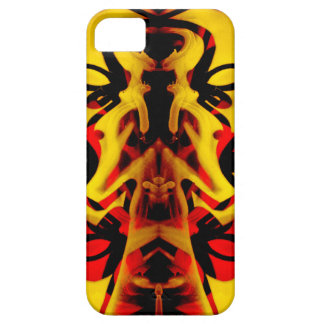Colourful graffiti pattern case for the iPhone 5