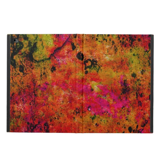 Colourful Grunge,hot red Powis iPad Air 2 Case