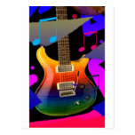 Colourful Guitar - Rock On!