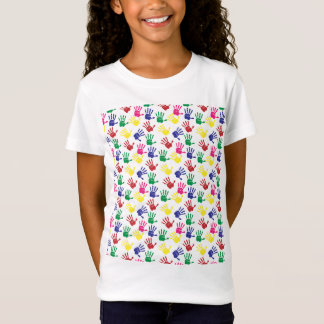 Colourful Had ted t-shirt