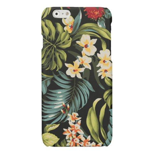 Colourful Hawaii Flowers Design iPhone 6 Plus Case