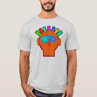 Colourful Head T-Shirt