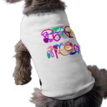 Colourful Hospitality Dog Tshirt