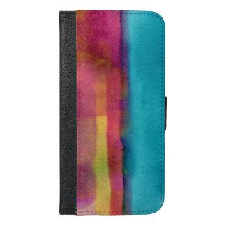 colourful iPhone 6/6s plus wallet case