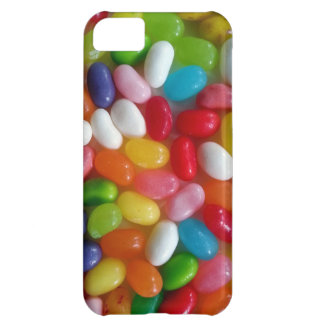 Colourful jelly beans candy iPhone 5C case
