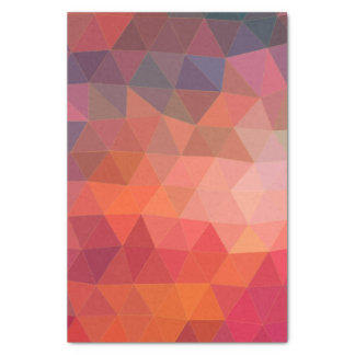 Colourful Kaleidoscope Art Tissue Paper