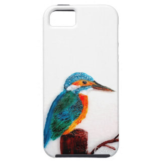 Colourful Kingfisher Art Case For The iPhone 5