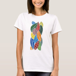 Colourful leaves T-Shirt