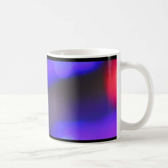 Colourful LED Lights Coffee Mug